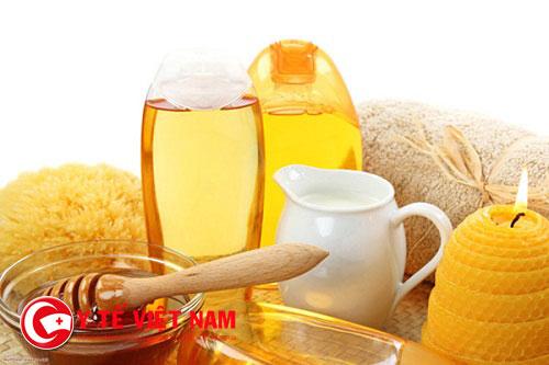 Mật và sữa ong có tác dụng nâng cao sức đề kháng, miễn dịch cho cơ thể con người