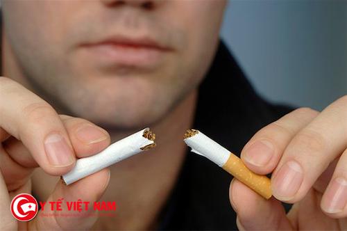 Thuốc lá không chỉ ảnh hưởng đến sức khỏe còn không tốt cho da