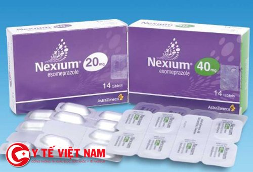 Thuốc Nexium giúp điều trị chứng bệnh đau dạ dày