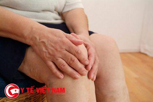 Đau khớp gối cần được chữa trị kịp thời
