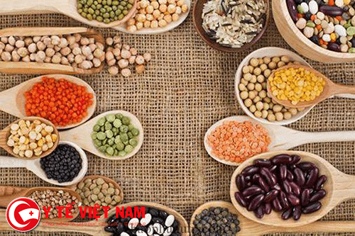 Ngũ cốc thực phẩm người bệnh hắc lào không nên ăn nhiều.