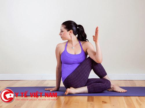 Tập thể dục phòng tránh bệnh đau thần kinh tọa