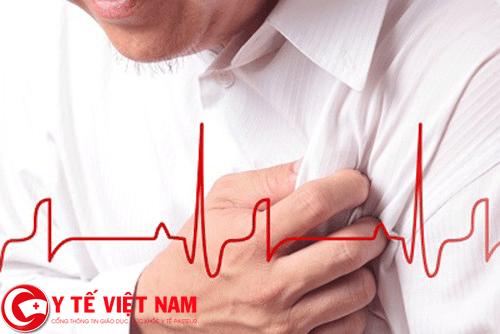 Có nhiều nguyên nhân gây bệnh động mạch vành