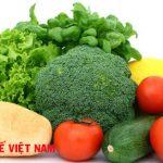 Các thực phẩm có chứa B-caro tene