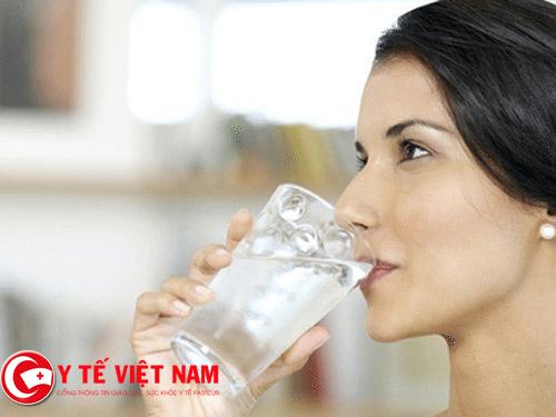 Nước thực phẩm vàng chữa bệnh đau đầu