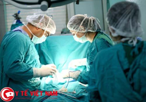 Phương pháp phẫu thuật