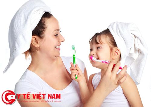 Đánh răng giúp phòng ngừa biến chứng của bệnh sâu răng