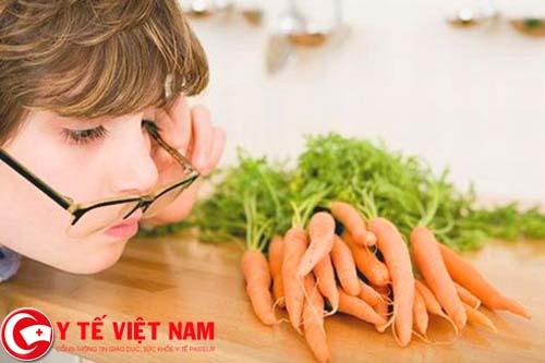 mac-benh-quang-ga-do-thieu-vitamin-A