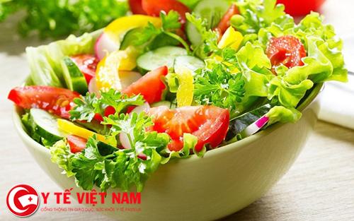 Thực phẩm hỗ trợ tốt cho việc điều trị bệnh viêm mũi dị ứng