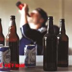 Rượu bia nguyên nhân gây bệnh đau đầu.