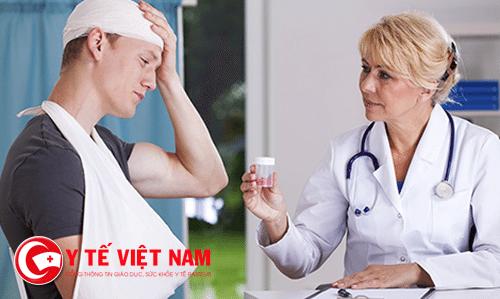 Sơ cứu người bị chấn thương sọ não