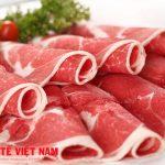 Người bị ung thư buồng trứng không nên ăn các loại thịt có màu đỏ