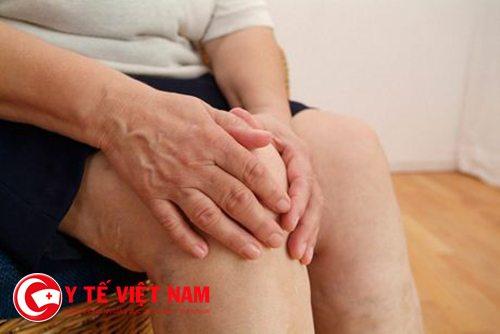 Đau khớp gối cần phải được điều trị sớm