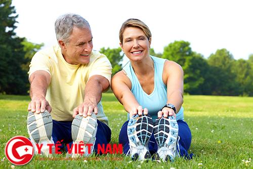 Tăng cường tập luyện thể dục để nâng cao sức đề kháng cho cơ thể