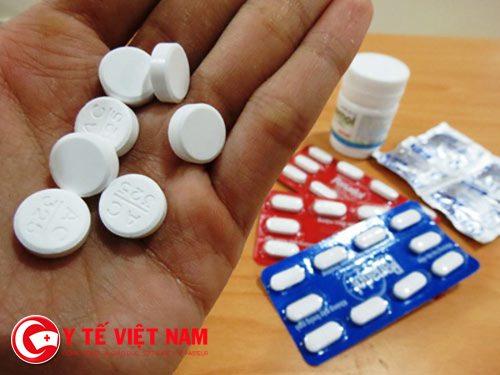Paracetamol có nhiều biệt dược khác nhau