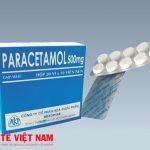 Paracetamol là loại thuốc mang lại công dụng giảm đau