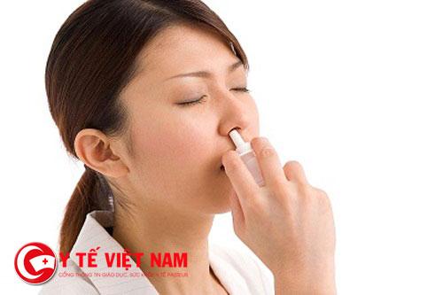 Sử dụng thuốc xịt mũi an toàn và hiệu quả đối với phụ nữ mang thai