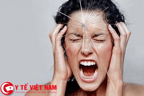 Bệnh đau đầu – Nguyên nhân, triệu chứng và cách điều trị bệnh hiệu quả