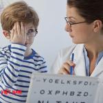 Trẻ bị Glocom bẩm sinh có ảnh hưởng rất lớn đến thị giác