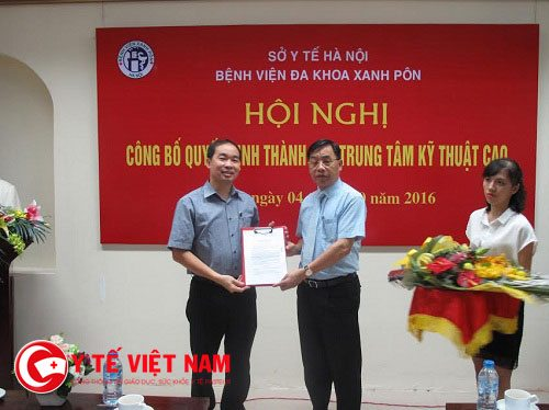 Sắp có Trung tâm tiêu hóa đạt tiêu chuẩn Y tế châu Âu tại Hà Nội
