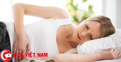 Bệnh ung thư cổ tử cung gây ra nhiều triệu chứng