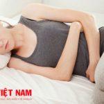 Bệnh ung thư cổ tử cung gây ra triệu chứng đau bụng ở giai đoạn đầu