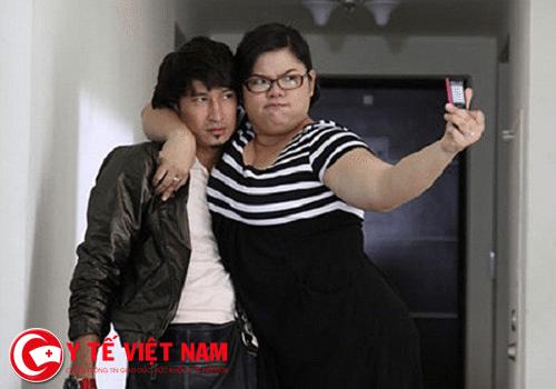 Đàn ông thích lấy vợ béo.