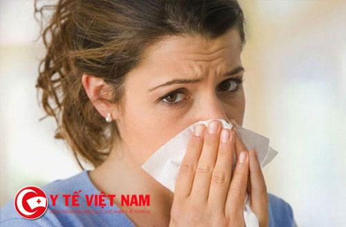 Áp dụng phương pháp dân gian điều trị bệnh viêm mũi dị ứng