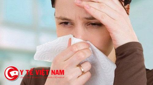 Bệnh viêm mũi dị ứng gây nhiều biến chứng nguy hiểm cho cơ thể