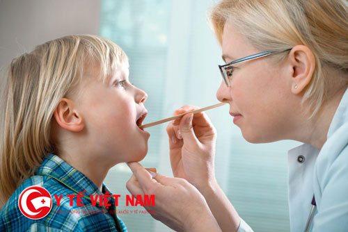 Viêm thanh quản ở trẻ nhỏ là gì?