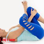 Yoga hỗ trợ điều trị bệnh đau thần kinh tọa