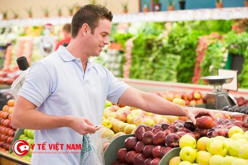 Những thực phẩm tốt cho người bị bệnh viêm tinh hoàn