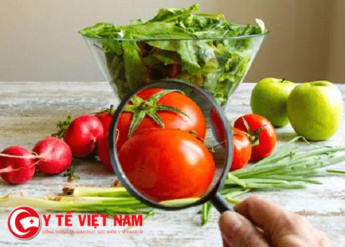 Cảnh giác với an toàn vệ sinh thực phẩm
