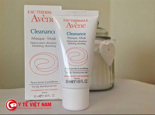 Đặc tính của kem trị mụn Avene Cleanance K