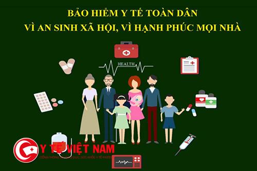 Mọi người nên tham gia BHYT để bảo vệ sức khỏe
