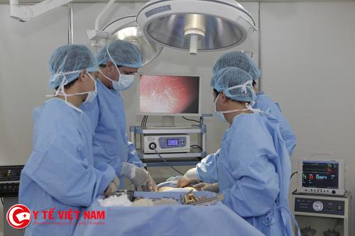 Khắc phục tình trạng nâng ngực chảy xệ bằng phẫu thuật