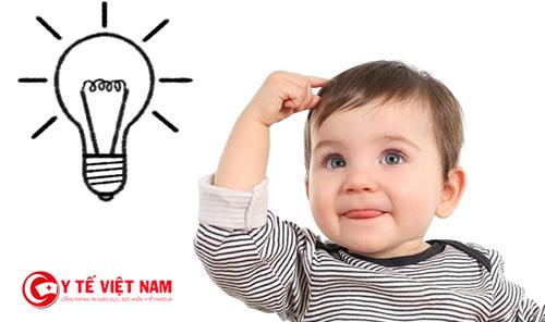 Giai đoạn vàng để phát triển trí não của trẻ là từ 0 - 6 tuổi