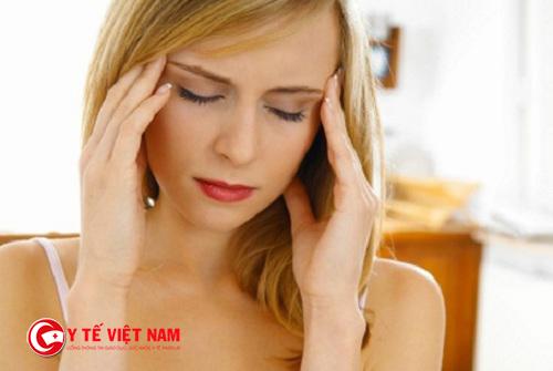 Bệnh đau nửa đầu nguy hiểm nếu như không được điều trị kịp thời