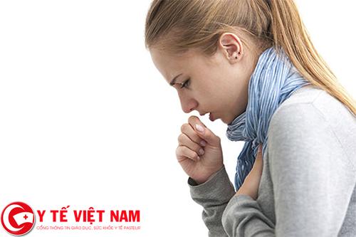 Bị ho, hen nguyên nhân gây bệnh xẹp phổi