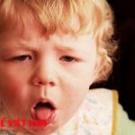 Bệnh ho gà ở trẻ nhỏ