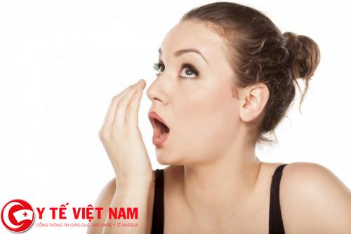 Dấu hiệu nhận biết bệnh hôi miệng