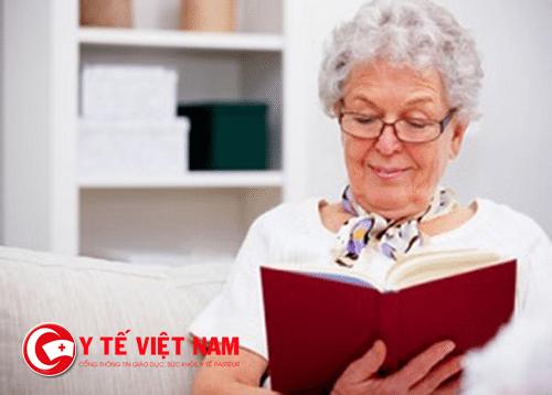 Bệnh lão thị phổ biến ở người cao tuổi