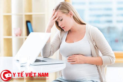 Bệnh rối loạn nhịp tim khi mang thai