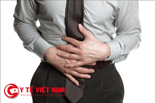 Bệnh viêm đại tràng gây đau bụng dữ dội
