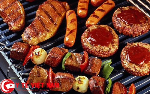 Bí quyết nấu ăn cho người bệnh ung thư thực quản là nên làm món nướng