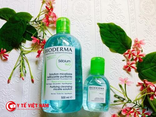 Dược mỹ phẩm Bioderma là sự lựa chọn an toàn cho bạn