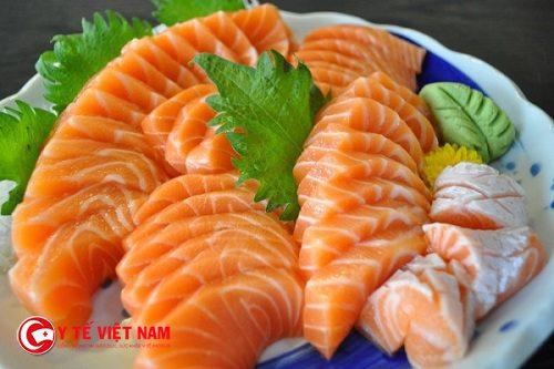 Những loại cá giàu chất omega-3 sẽ là lựa chọn tuyệt vời cho người bệnh