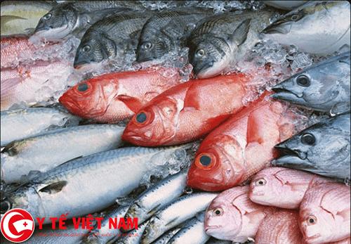 Cá thực phẩm vàng cho người bệnh đột quỵ