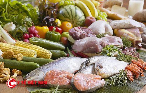 Bổ sung những món ăn đúng cách sẽ hỗ trợ điều trị bệnh hiệu quả