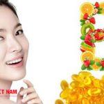 Vitamin E có tác dụng trị sẹo